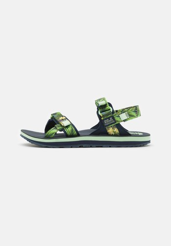 OUTFRESH DELUXE - Walking sandals - midnight blue