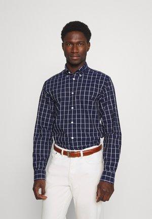 SLHSLIMFORMAL SHIRT BUTTON DOWN - Formal shirt - dark blue