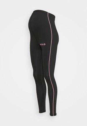 ACTIVE LEGGING - Leggings - Trousers - black