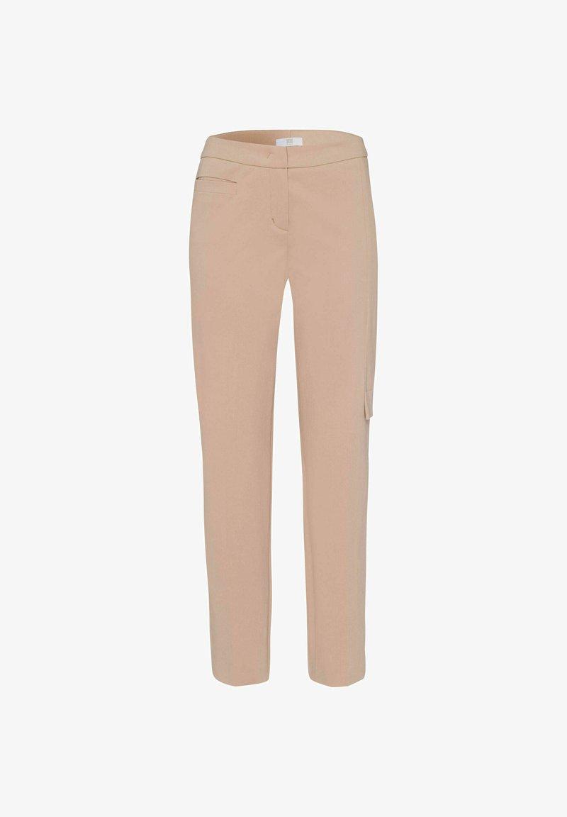 RIANI - Trousers - sand