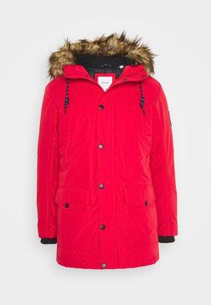 Winterjas - scarlet