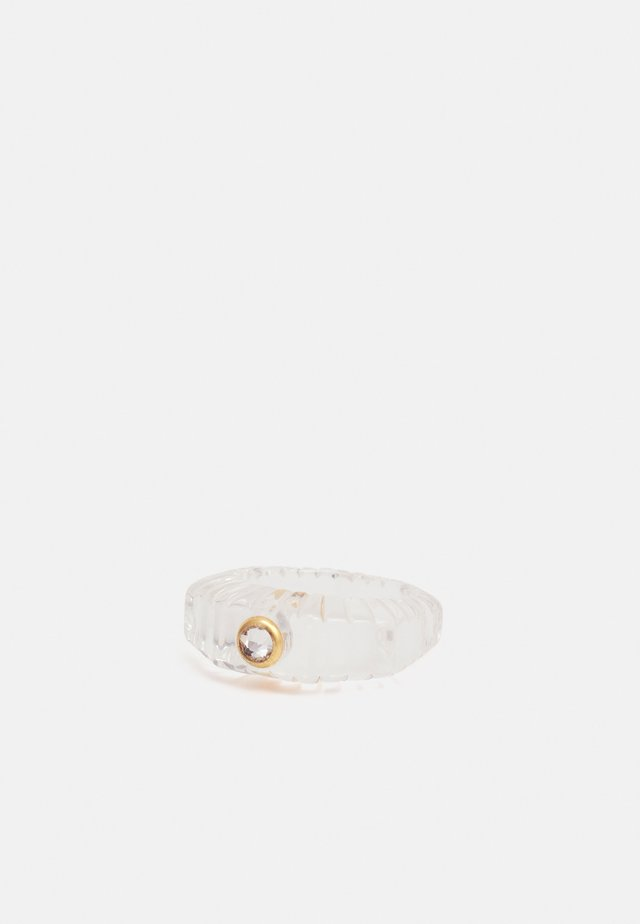 SHINING STAR - Ring - transparent