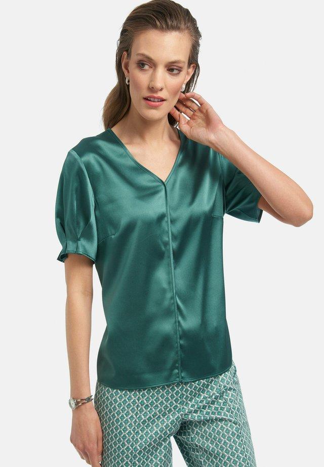 Camicetta - smaragd