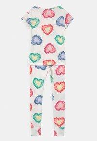 GAP - GIRL HEARTS  - Pyjama set - new off white - 1