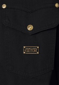 Versace Jeans Couture - FIXED RINSE - Shirt - black - 2