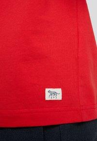 Tiger of Sweden - DIDELOT - T-shirt basic - tulip - 5