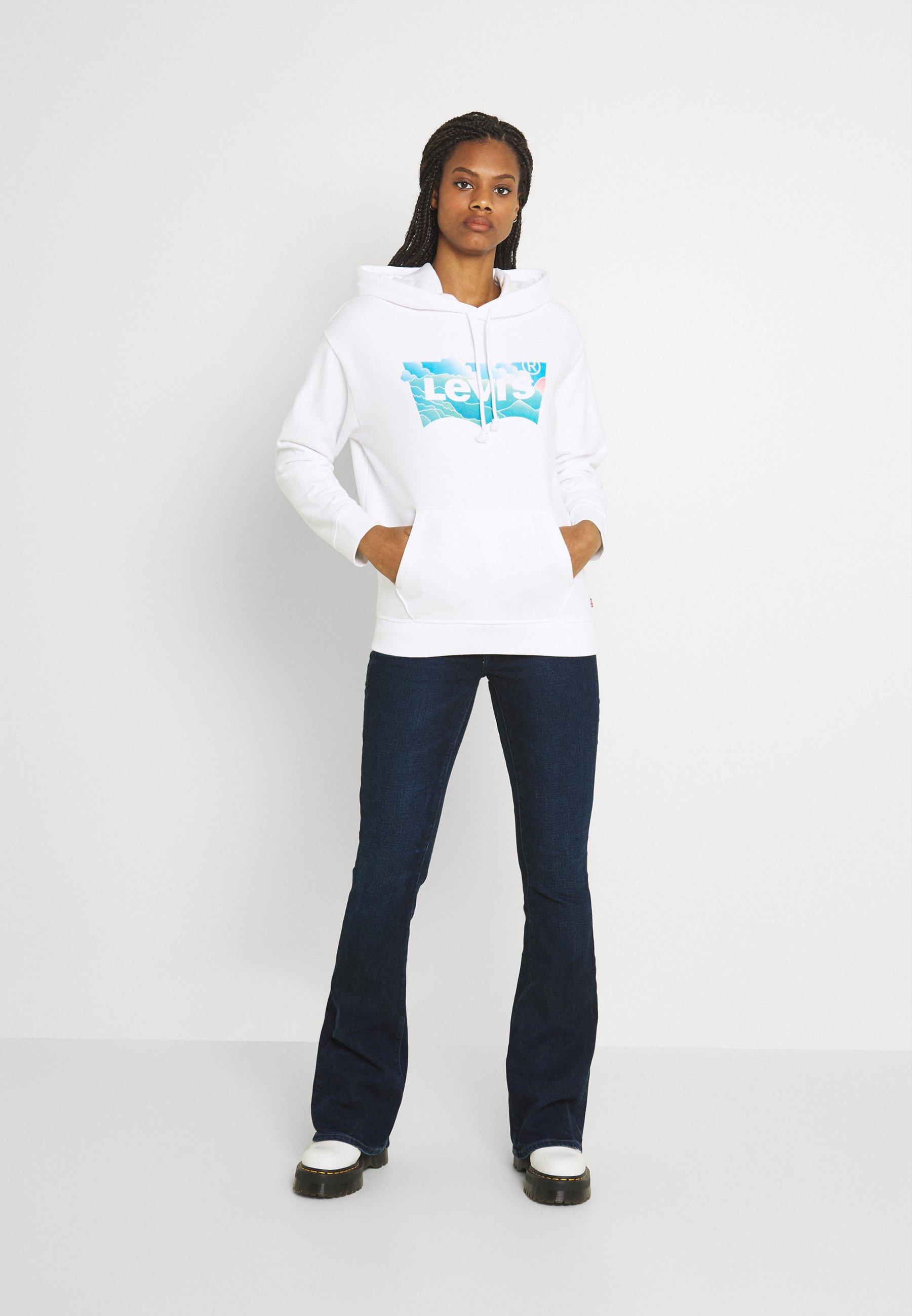 Damer FLARE - Flared jeans
