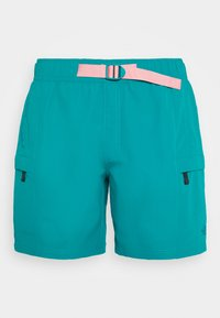 The North Face - MENS CLASS BELTED TRUNK - Outdoorové kraťasy - fanfare green - 4