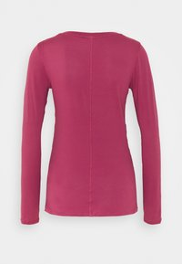 Under Armour - UA ARMOUR LONG SLEEVE - Maglietta a manica lunga - pink quartz - 1