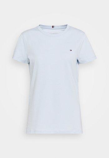NEW CREW NECK TEE - Basic T-shirt - breezy blue