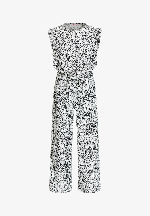 Jumpsuit - all-over print