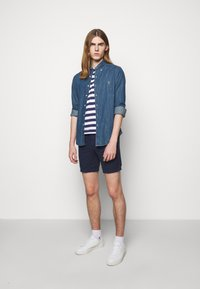 Polo Ralph Lauren - STRAIGHT FIT MARITIME - Shorts - newport navy - 1