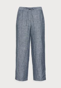Opus - MARITTA - Trousers - mystic blue - 3