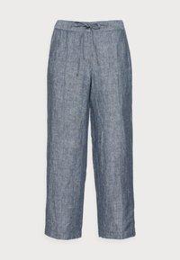 MARITTA - Trousers - mystic blue