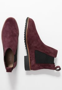 Clarks - GRIFFIN PLAZA - Ankle Boot - burgundy - 3