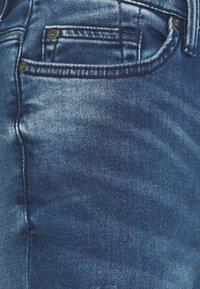 Only & Sons - ONSLOOM ZIP - Jeans slim fit - blue denim - 5