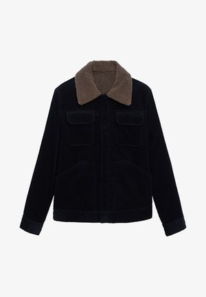 JOHNA - Light jacket - svart