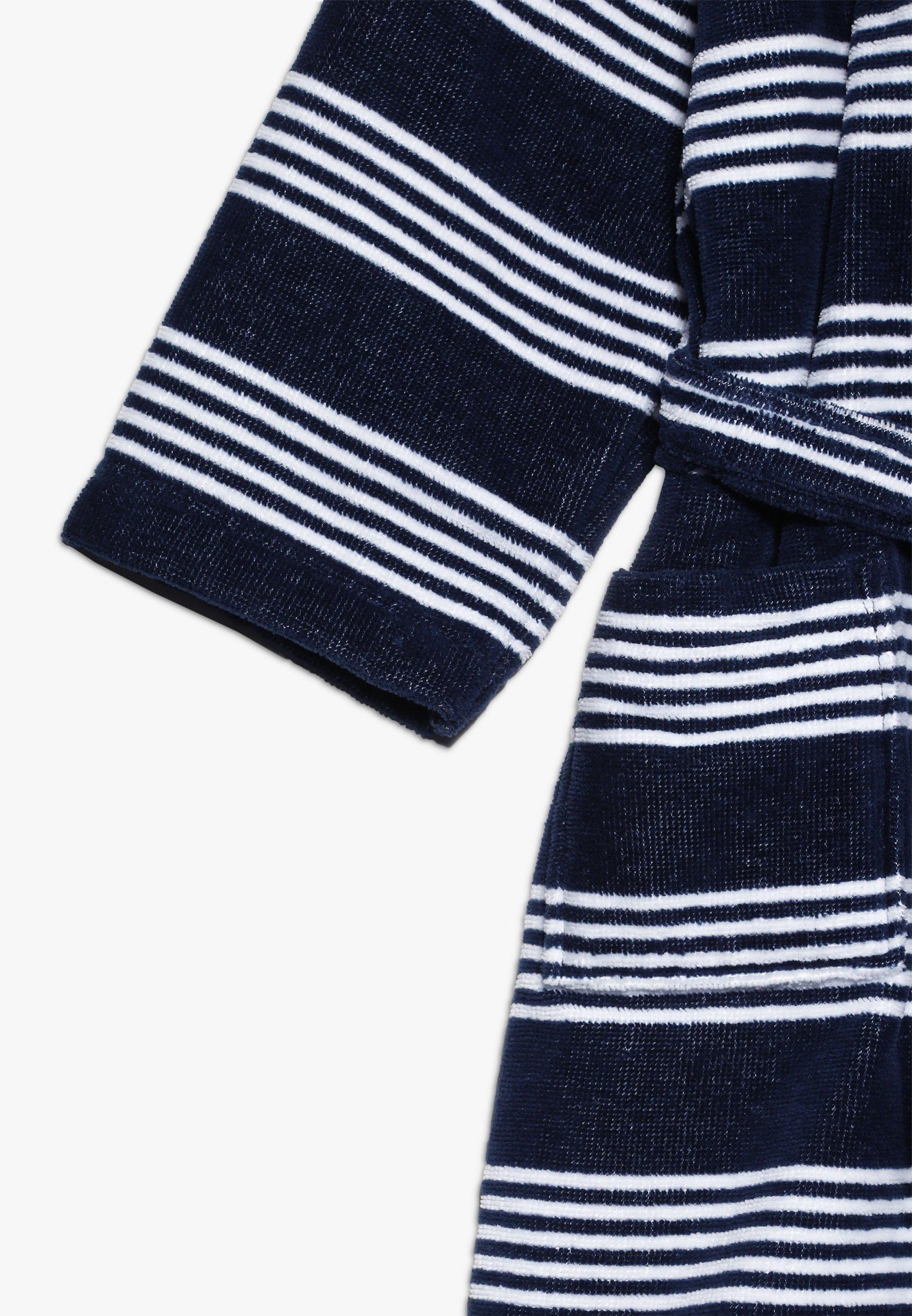 Gorąca wyprzedaż Zakupy Sanetta BATHROBE - Szlafrok - nordic blue   Dzieci Odzież 2020 FPLVu