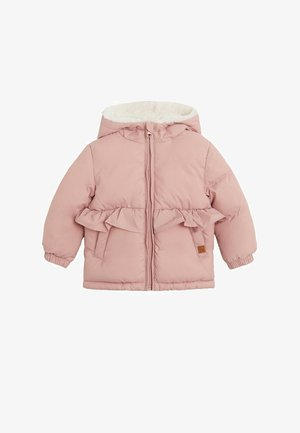JUNE7 - Winter jacket - roze