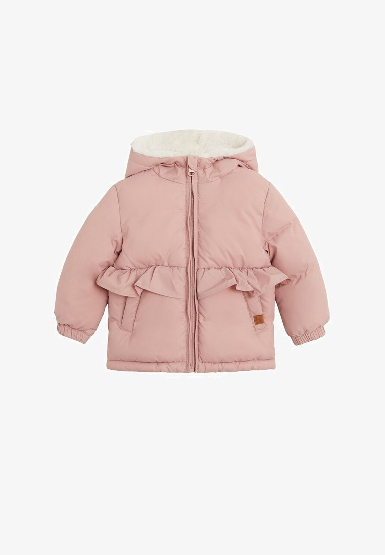 Mango - JUNE7 - Winter jacket - roze