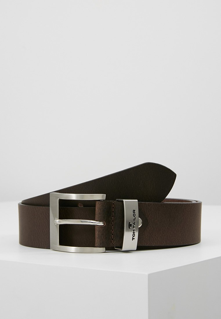 TOM TAILOR - Belt business - dark brown