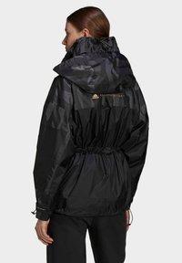 adidas by Stella McCartney - Chaqueta outdoor - black - 2