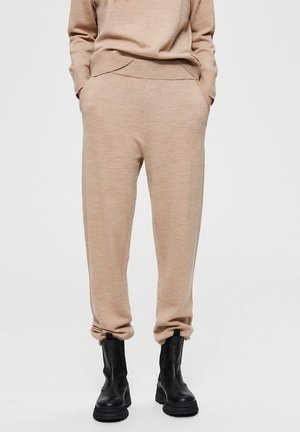 LOOSE FIT  - Trousers - amphora