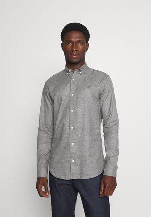 JPRBLAPERFECT TWIST  - Shirt - grey melange