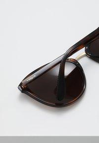 VOGUE Eyewear - Lunettes de soleil - top havana light brown - 4