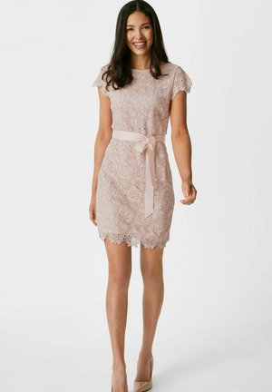 FESTLICH - Shift dress - pink