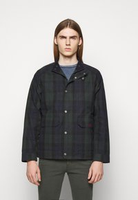 HKT by Hackett - WAXED  - Lehká bunda - dark green - 0