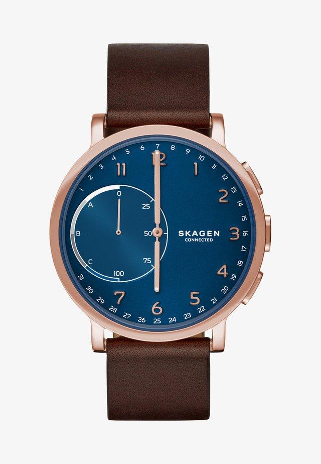 HAGEN CONNECTED - Smartwatch - braun
