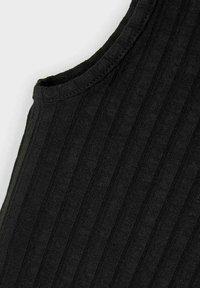 Name it - GERIPPT - Maxi dress - black - 2