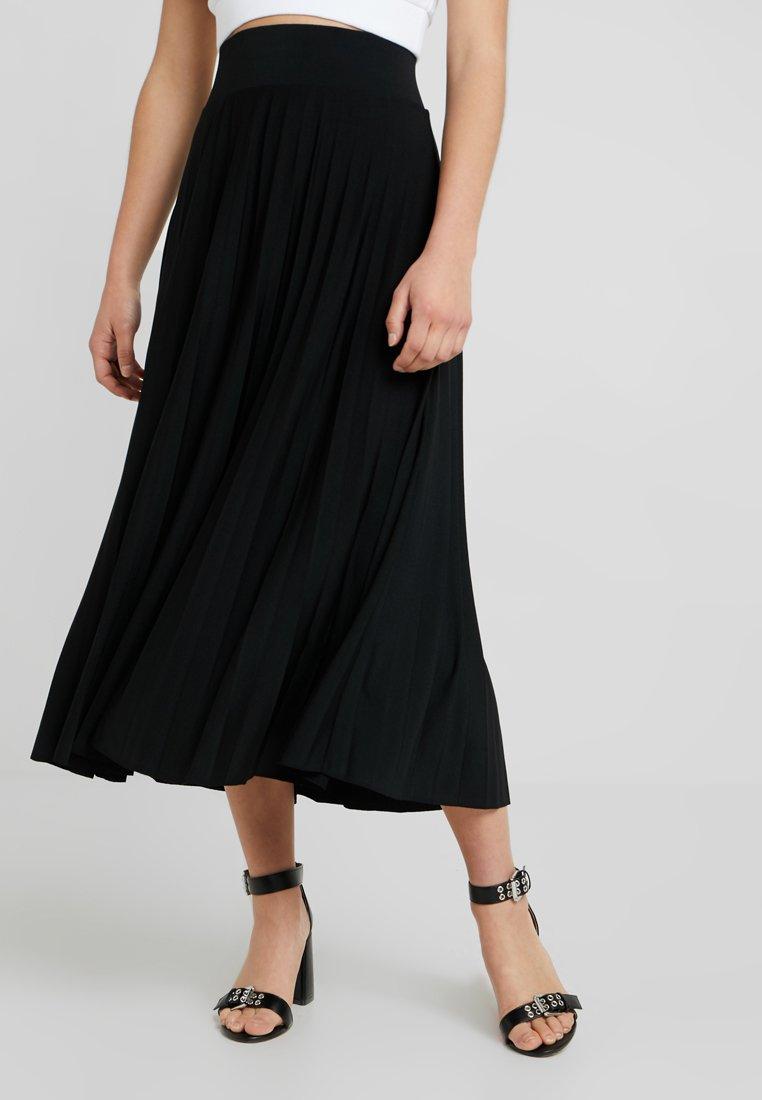Anna Field Petite - A-line skirt - black