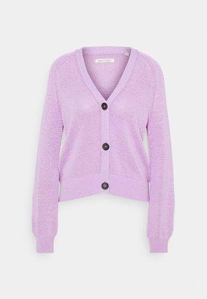 CARDIGAN LONGSLEEVE  - Cardigan - breezy lilac