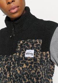 Eivy - LUMBER - Waistcoat - brown - 4