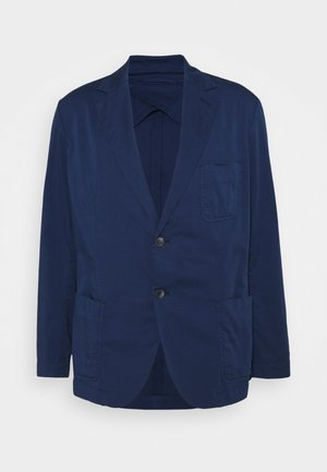 SINGLE BREASTED  - Blazer jacket - navy blue