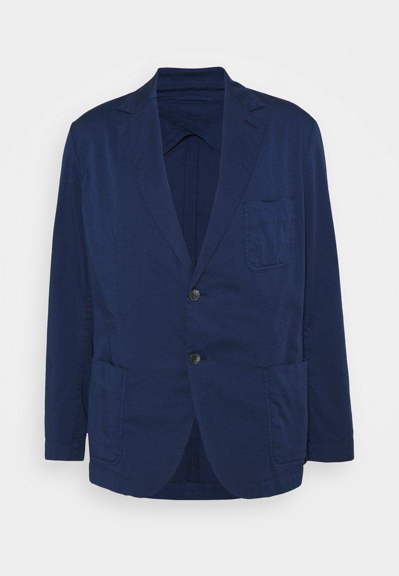 Frescobol Carioca - SINGLE BREASTED  - Sako - navy blue