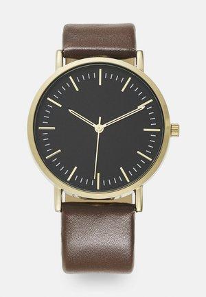 UNISEX - Watch - brown