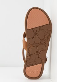 Roxy - TONYA  - Sandals - tan - 6