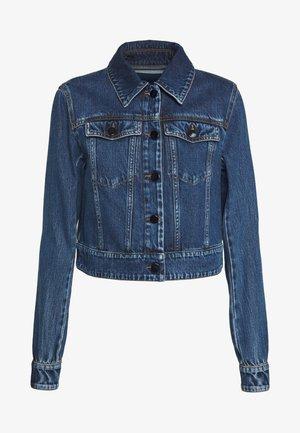 FARISCO - Denim jacket - nachtblau