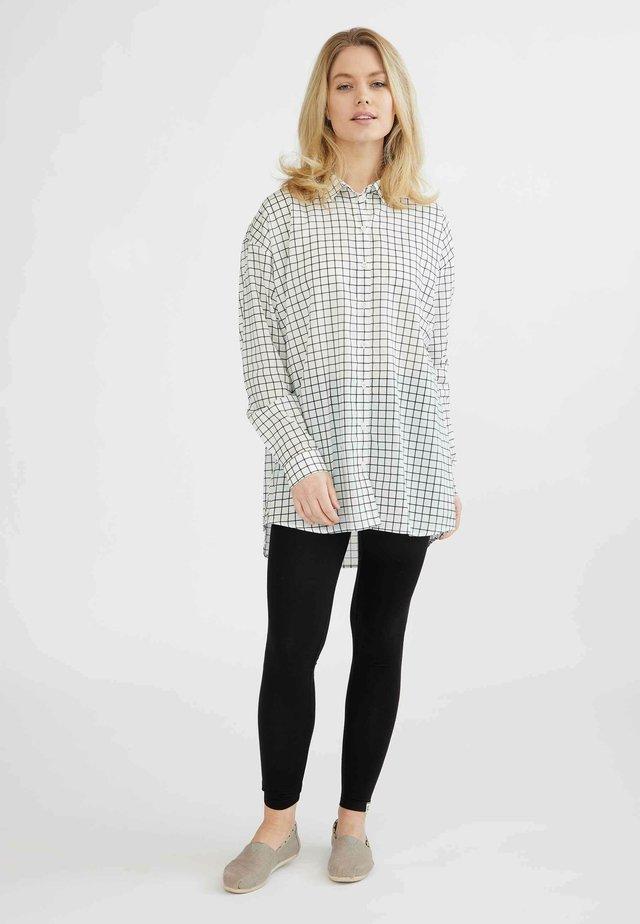 LUNA - Button-down blouse - white
