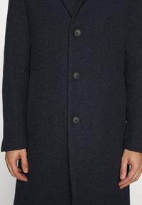 Esprit Collection - COAT - Classic coat - dark blue - 7