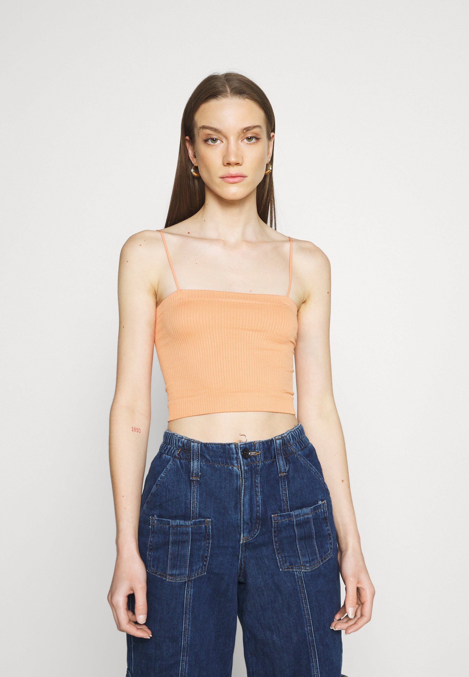 Donna BUNGEE STRAP TUBE - Top