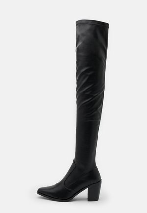 ELMO - Over-the-knee boots - black