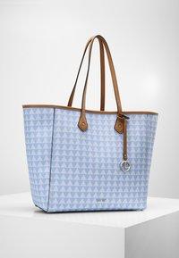 L.CREDI - EVE - Shopper - blue - 1