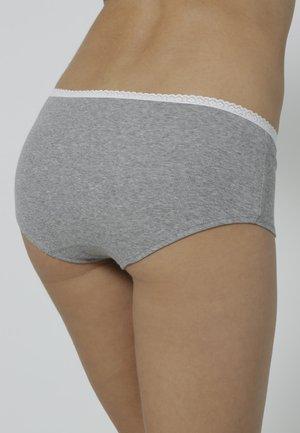 FAVORITE - Boxerky - heather grey