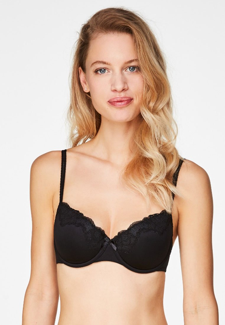 Hunkemöller - Underwired bra - black
