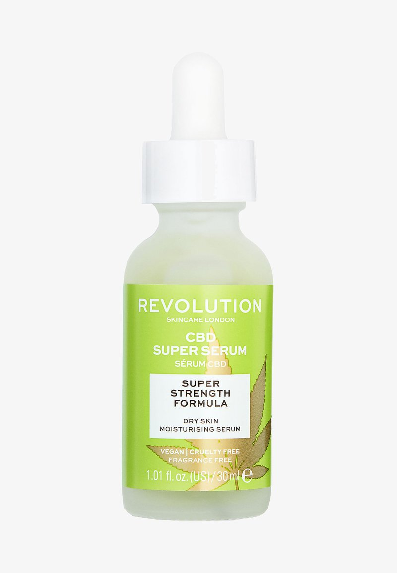 Revolution Skincare - CBD SUPER SERUM - Siero - -