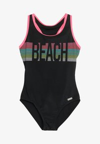 Bench - SWIMSUIT - Swimsuit - black - 2